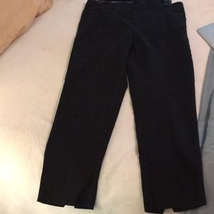 Last chance! J Jill. Pull on ankle pants Petite 10